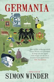Germania - Simon Winder (ISBN 9789000334933)