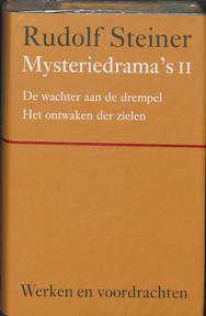 Mysteriedrama's II - Rudolf Steiner (ISBN 9789060385111)