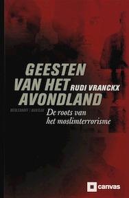 Geesten van het avondland - Rudi Vranckx (ISBN 9789085420583)