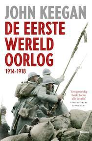 De eerste wereldoorlog - John Keegan (ISBN 9789460036705)