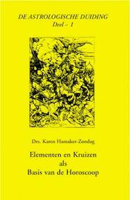 De astrologische duiding, deel 1 - K.M. Hamaker-Zondag (ISBN 9789063780180)
