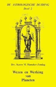 Wezen en Werking van Planeten - K.M. Hamaker-Zondag (ISBN 9789063780487)