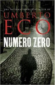 Numero Zero - Umberto Eco (ISBN 9781910701096)