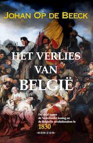 Het verlies van België - Johan Op de Beeck (ISBN 9789492159076)