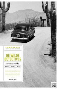 De wilde detectives - Roberto Bolaño (ISBN 9789048827459)