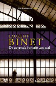 De zevende functie van taal - Laurent Binet (ISBN 9789029091138)