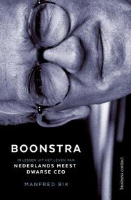 Boonstra - Manfred Bik (ISBN 9789047009283)