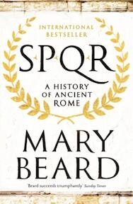 SPQR - Mary Beard (ISBN 9781846683817)
