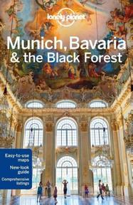 Lonely Planet Munich, Bavaria & the Black Forest (ISBN 9781743211052)
