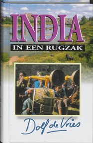 India in een rugzak - D. de Vries (ISBN 9789041023162)