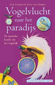 Vogelvlucht naar het paradijs 66 kaarten + Boek - Jane Toerien (ISBN 9789069638775)