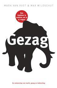 Gezag - Mark van Vugt, Max Wildschut (ISBN 9789400501959)