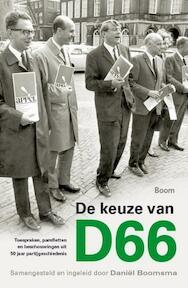De keuze van D66 (ISBN 9789058756633)