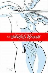 The Umbrella Academy - Gerard Way (ISBN 9781593079789)