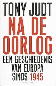 Na de oorlog midprice - Tony Judt (ISBN 9789025428488)
