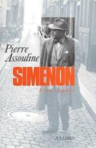 Simenon - Pierre Assouline (ISBN 9782260009948)