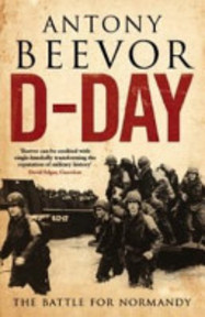 D-Day - Antony Beevor (ISBN 9780670918096)