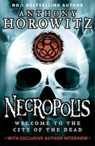 Necropolis - Anthony Horowitz (ISBN 9781406321081)