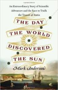 The Day the World Discovered the Sun - Mark Anderson (ISBN 9780306820380)