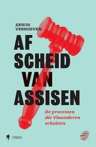 Afscheid van Assisen - Erwin Verhoeven (ISBN 9789089316974)