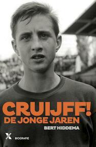 Cruijff de jonge jaren - Bert Hiddema (ISBN 9789401606882)