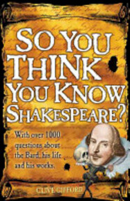 So You Think You Know Shakespeare? - Clive Gifford (ISBN 9780340931264)