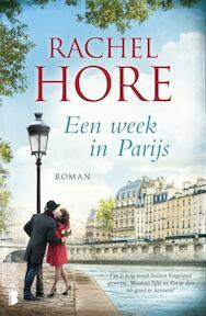 Een week in Parijs - Rachel Hore (ISBN 9789022580981)