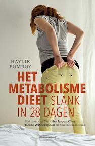 Het metabolisme dieet - Haylie Pomroy (ISBN 9789002252631)