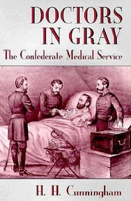 Doctors in Gray - Horace Herndon Cunningham (ISBN 9780807118566)