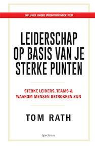 Leiderschap op basis van je sterke punten - Tom Rath (ISBN 9789000361205)
