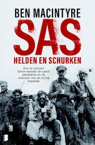 SAS: helden en schurken - Ben Macintyre (ISBN 9789022583883)