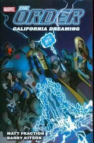 California Dreaming - Matt Fraction, Barry Kitson (ISBN 9780785127963)