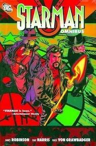Starman - James Robinson, Tony Harris, Wade Von Grawbadger (ISBN 9781401221942)