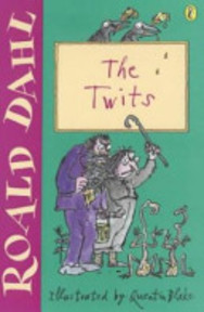 The Twits - Roald Dahl (ISBN 9780141311388)