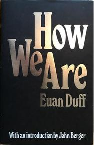 How We are - Euan Duff (ISBN 9780713902532)