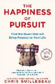 Happiness of Pursuit - Chris Guillebeau (ISBN 9781509814404)