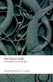 Poetic Edda - Carolyne Larrington (ISBN 9780199675340)