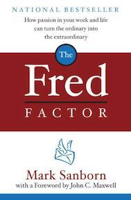 The Fred Factor - Mark Sanborn (ISBN 9780385513517)