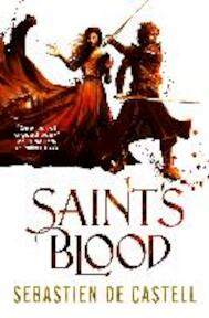 Saint's Blood - Sebastien de Castell (ISBN 9781782066811)