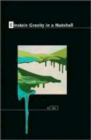 Einstein Gravity in a Nutshell - A Zee (ISBN 9780691145587)