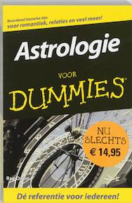 Astrologie voor Dummies - R. Orion (ISBN 9789043009225)