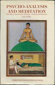 Psycho-analysis and Meditation [volume I] - Bhim Sain Goel (ISBN 9788185082035)