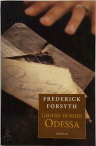 Geheim dossier Odessa - Frederick Forsyth (ISBN 9789044980295)