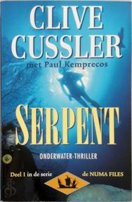 Serpent - C. Cussler, P. Kemprecos (ISBN 9789051083347)