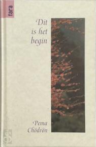 Dit is het begin - Pema ChÖDrÖN, Ananto Dirksen (ISBN 9789069633398)