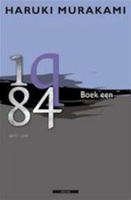 1q84 - Haruki Murakami (ISBN 9789045098616)