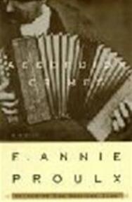 Accordion Crimes - Annie Proulx (ISBN 9781857025095)