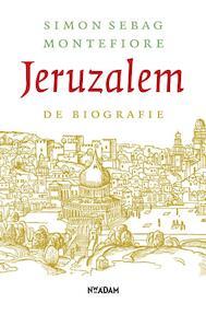 Jeruzalem - S. S. Montefiore (ISBN 9789046807804)