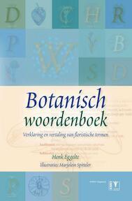 Botanisch woordenboek - Henk Eggelte (ISBN 9789050114448)