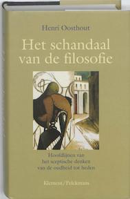Het schandaal van de filosofie - Henri Oosthout (ISBN 9789086870417)